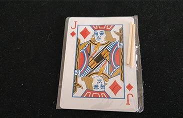 אמן חושים - אסף סלומון - הקלף המרחף
