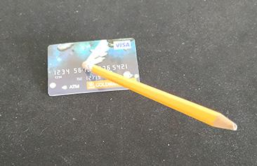 אמן חושים - אסף סלומון - כרטיס אשראי קסמים