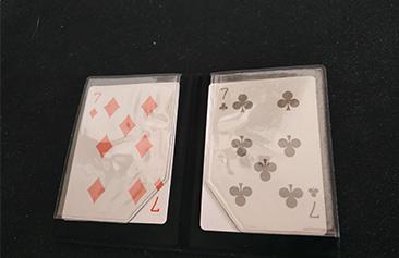 אמן חושים - אסף סלומון - קסם קלפים